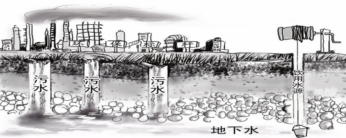 水污染这么严重,借钱都要买台净水机